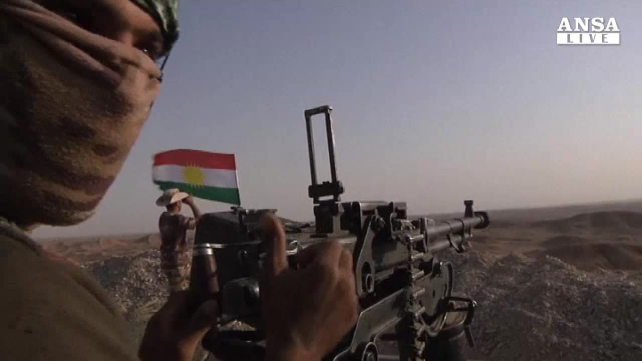 Dal parlamento ok a invio armi in Iraq