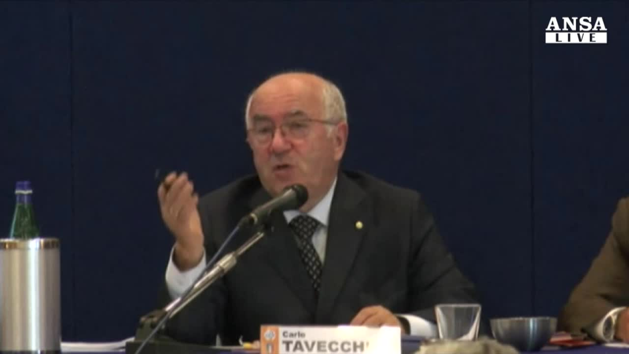 Tavecchio, scatta indagine Uefa