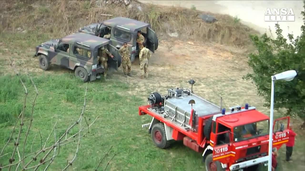 Scontro Tornado: trovati resti terzo corpo