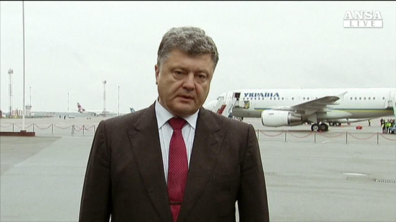"""Ucraina: """"La Russia ci invade"""""""