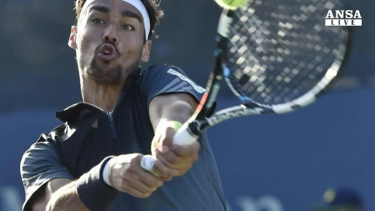 Tennis: nessun azzurro al terzo turno