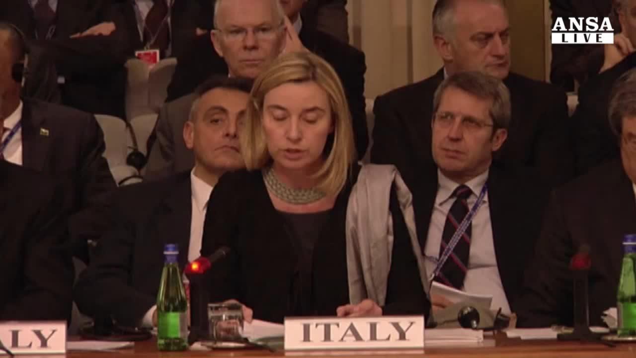 Mogherini nuova Lady Pesc,Tusk presidente Consiglio Ue