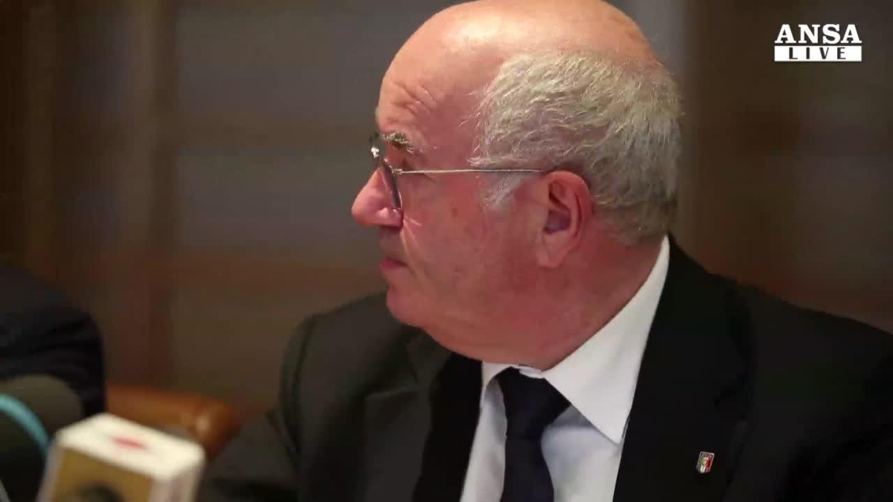 Figc, Tavecchio sulla via delle riforme