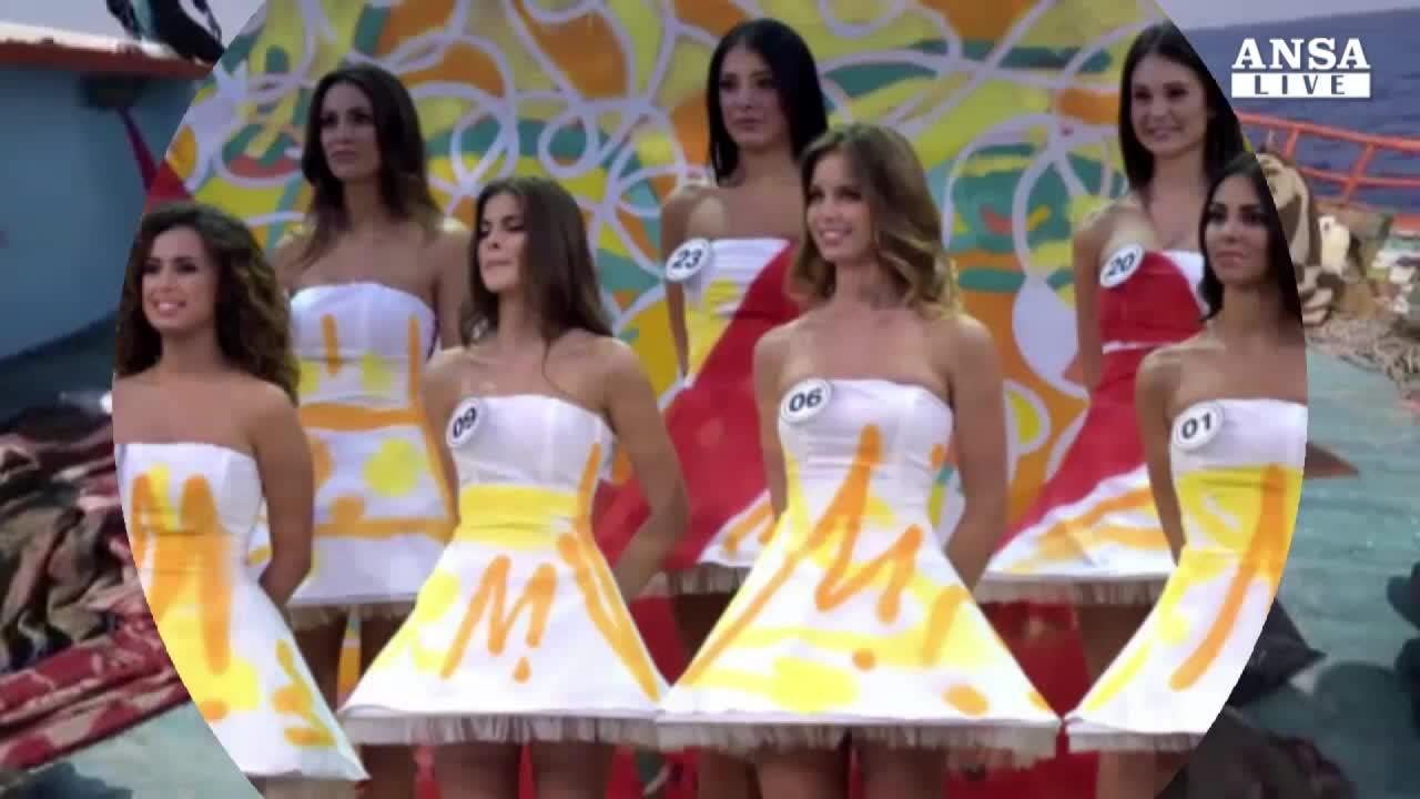 E' siciliana la nuova Miss Italia