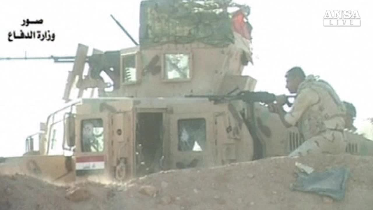 Raid americani a Baghdad contro l'Isis