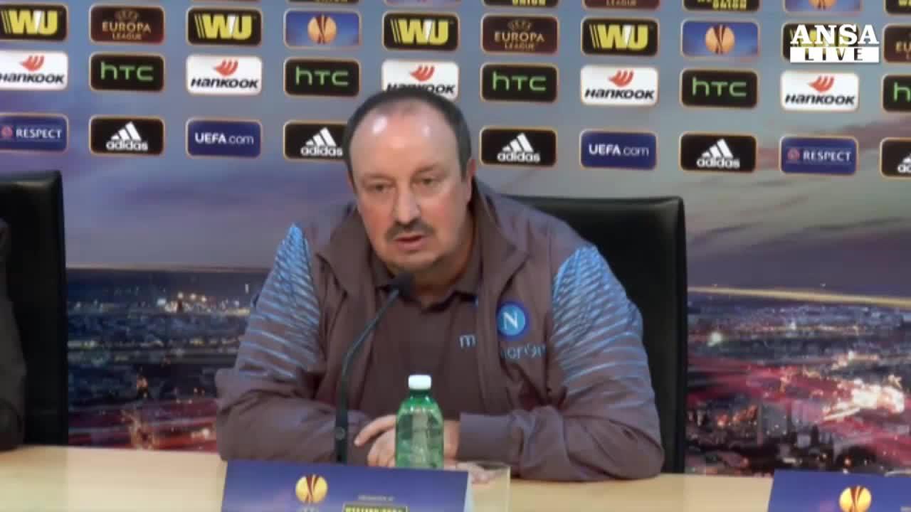 """Benitez: """"Ora ritroviamo fiducia"""""""