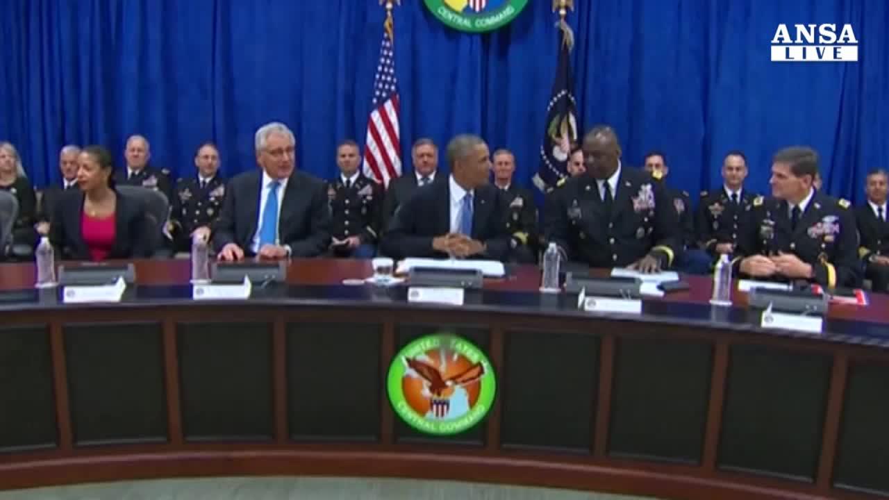 Isis: ora New York. Obama, con noi 40 Paesi