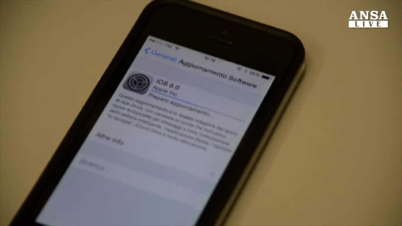 Non solo iPhone, arriva refresh con iOS8