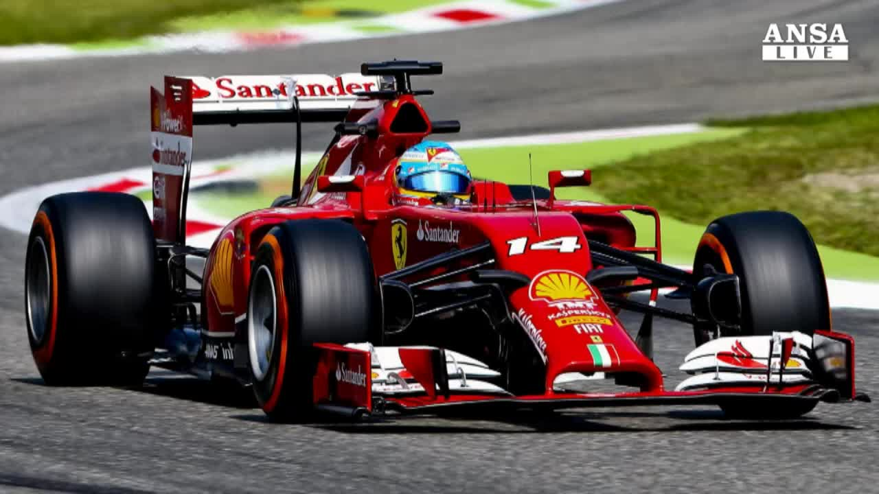 """F1, Alonso: """"Obiettivo Ferrari unita'"""""""