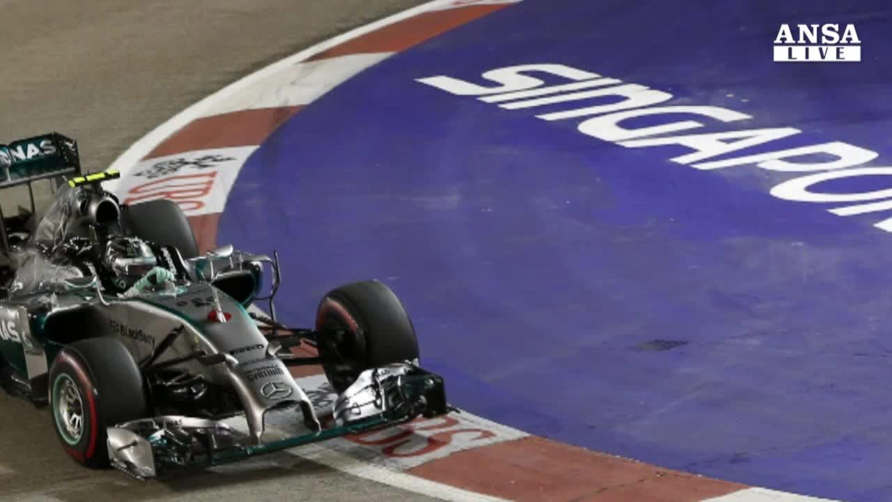 F1, continua il dominio Mercedes