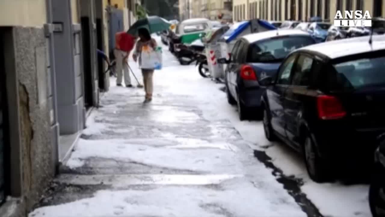 Maltempo: a Firenze 1,5 mln danni