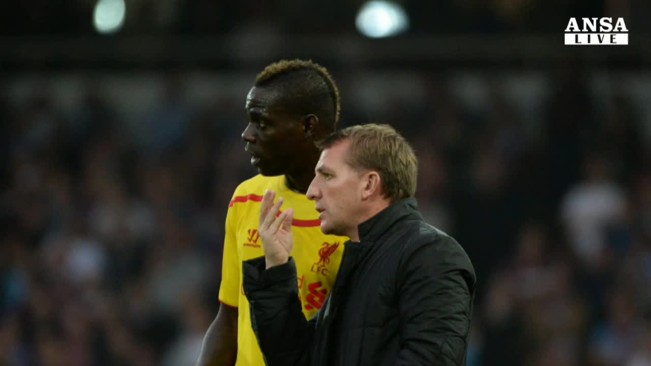 Liverpool, Rodgers difende Balotelli