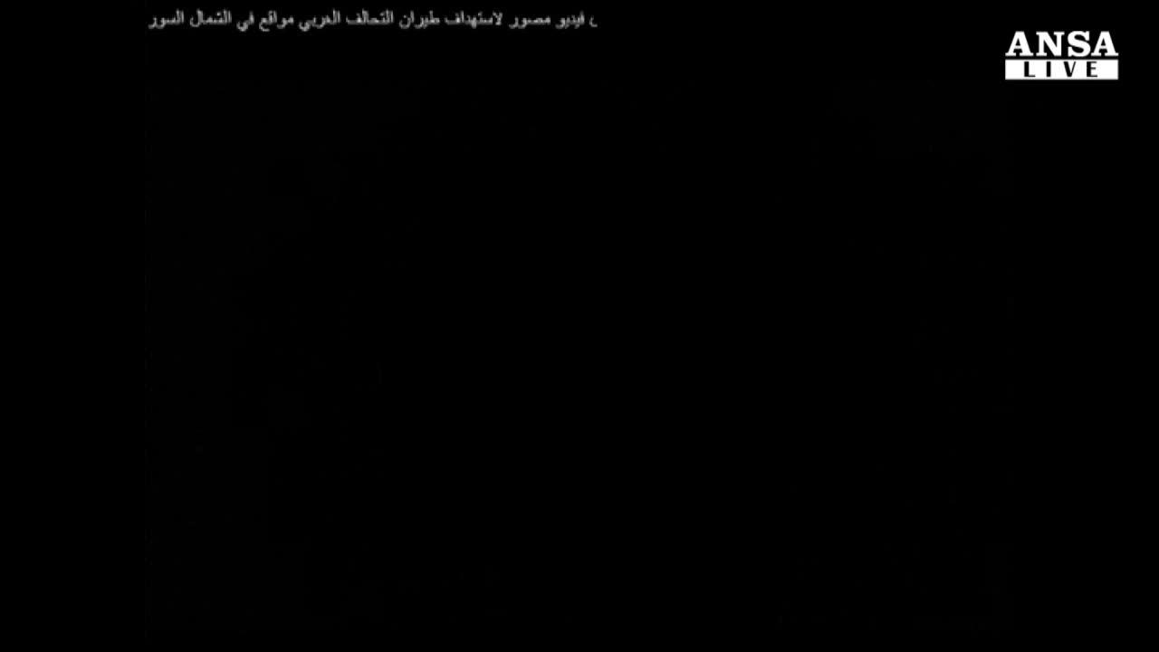 Primi raid Usa contro Isis, morti 20 jihadisti
