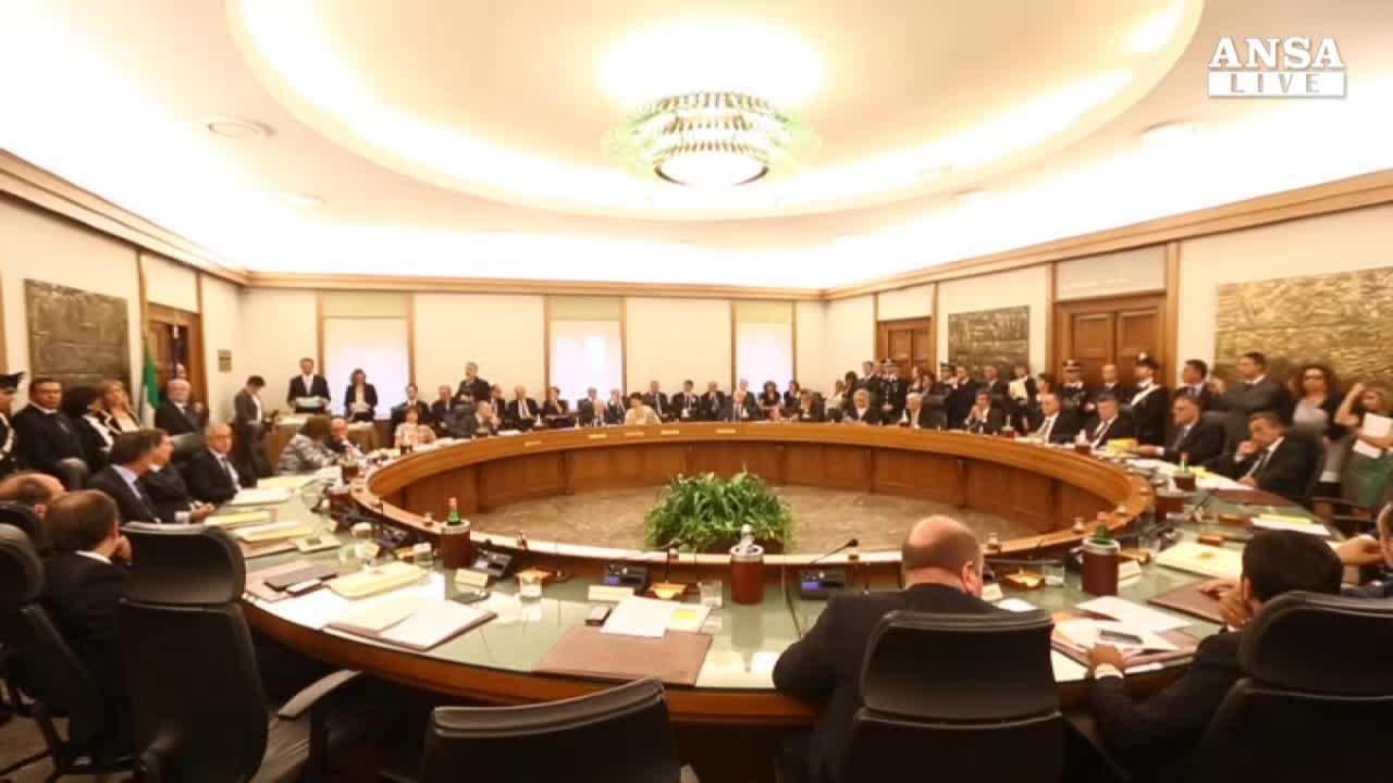 Csm: Legnini e' il nuovo vice presidente