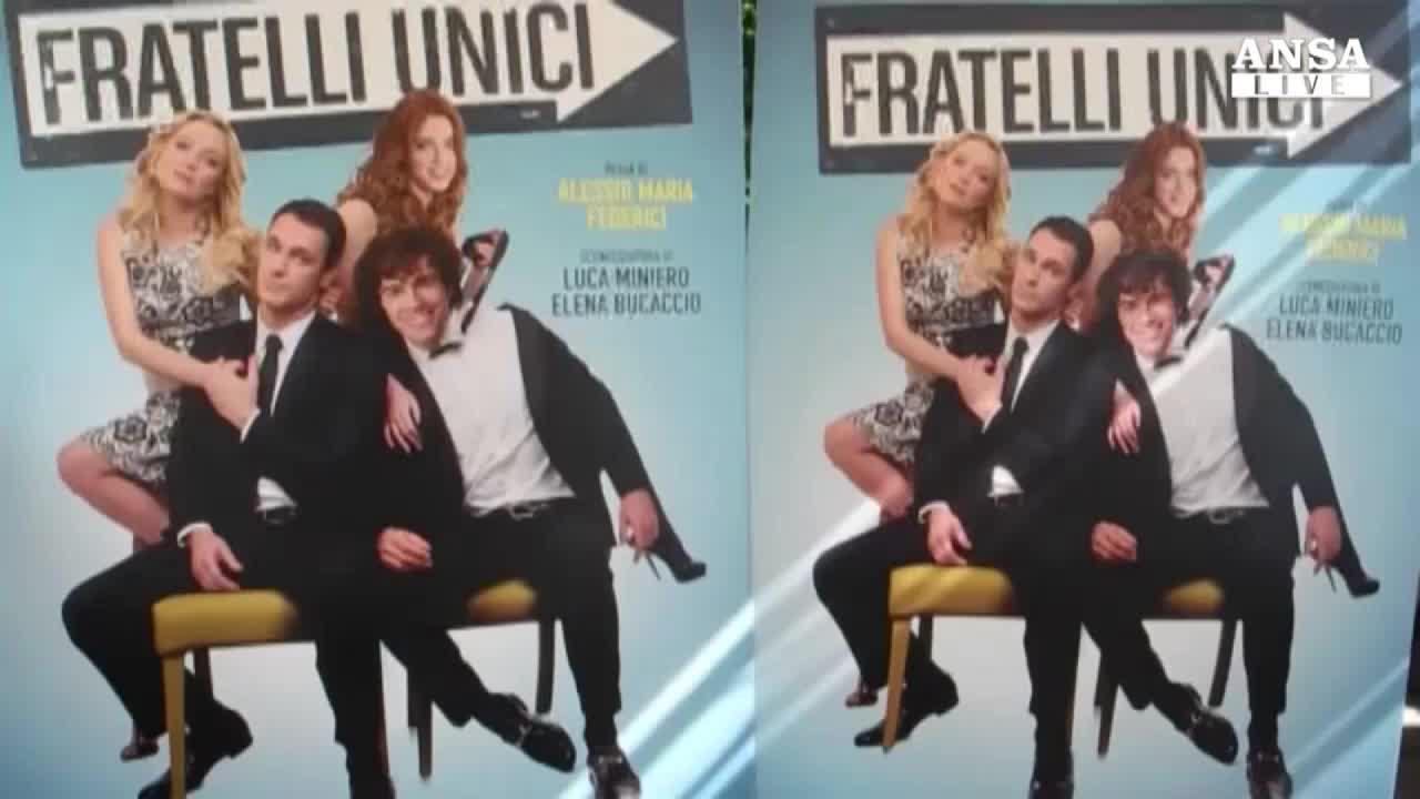 Una sophisticated comedy per Bova e Argentero