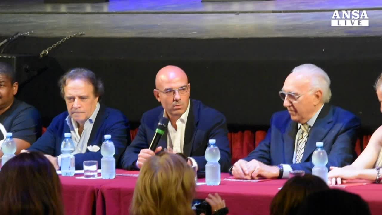 """Baudo-Montesano in coppia per """"Sistina story"""""""