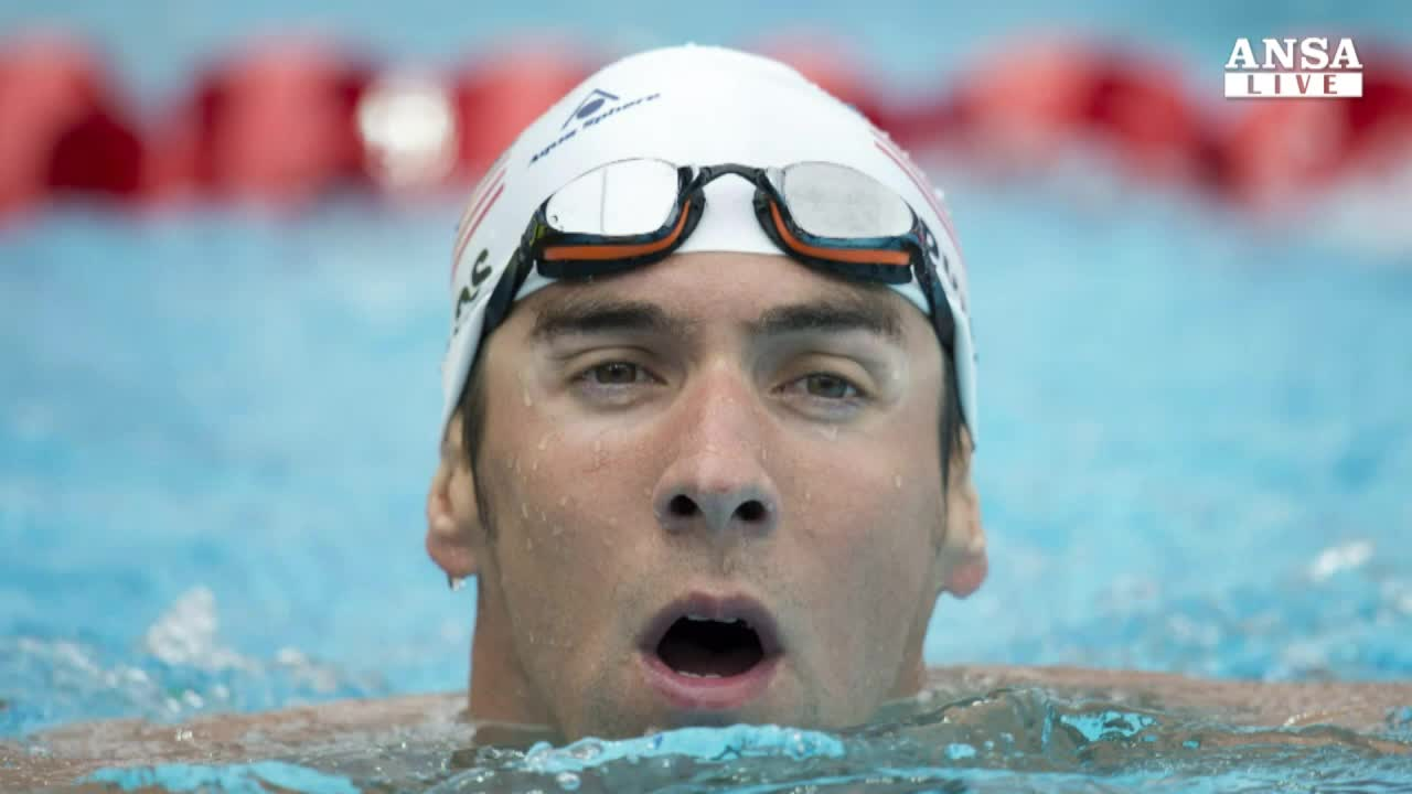 Arrestato Phelps, guidava ubriaco