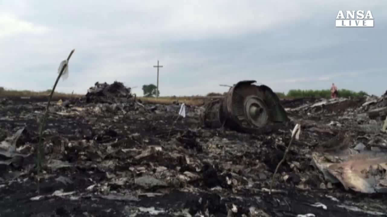 007 tedeschi, aereo abbattuto da filorussi