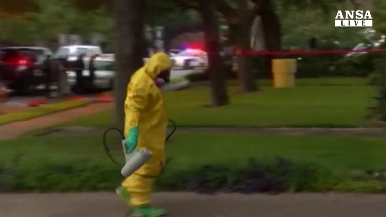 Ebola, Pentagono lancia nuova squadra