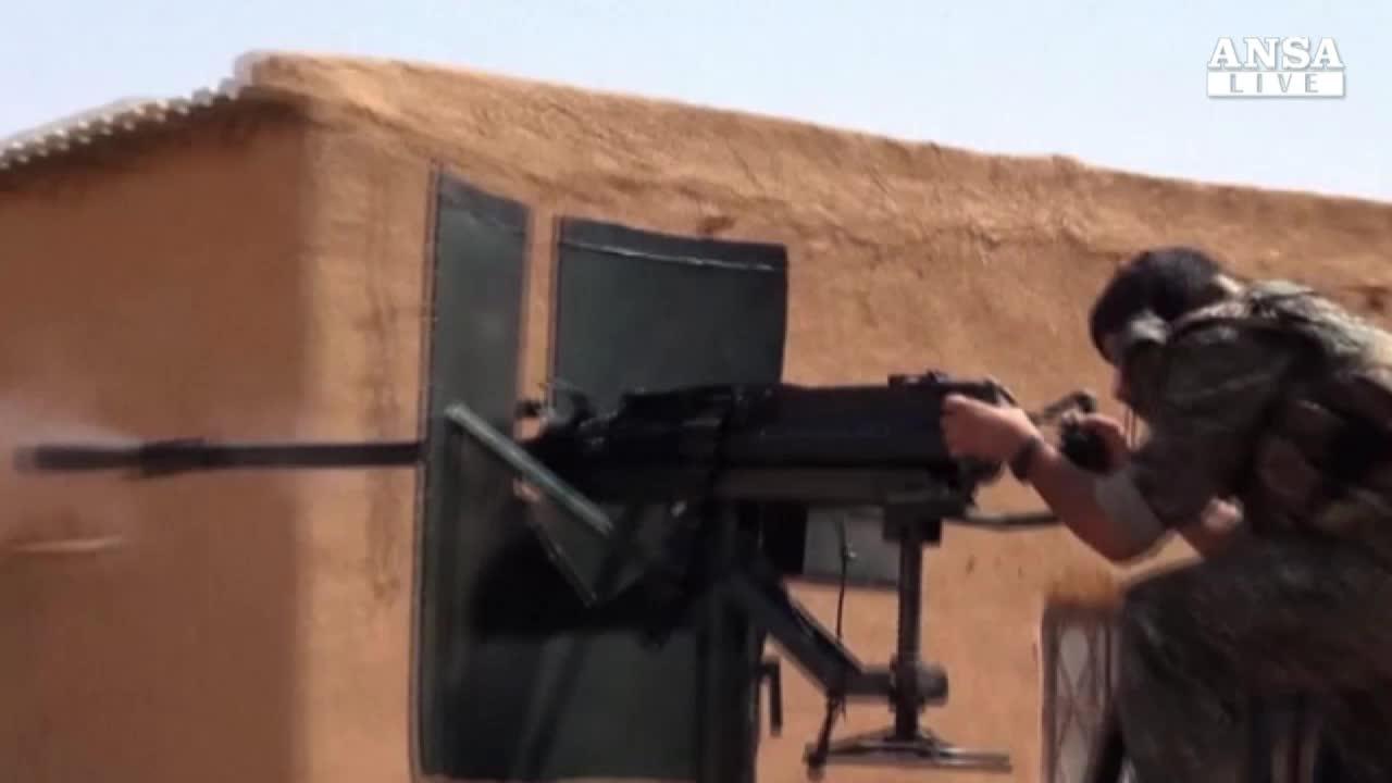Isis: Turchia fara' passare forze curde