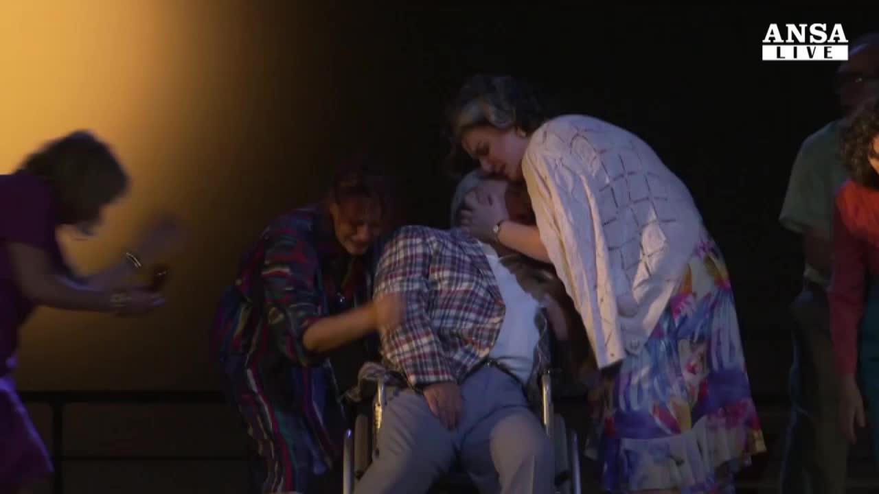 Va in scena morte Klinghoffer, prima blindata al Met di Ny