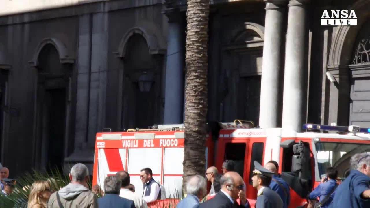 Palma si 'spezza', donna muore a Catania