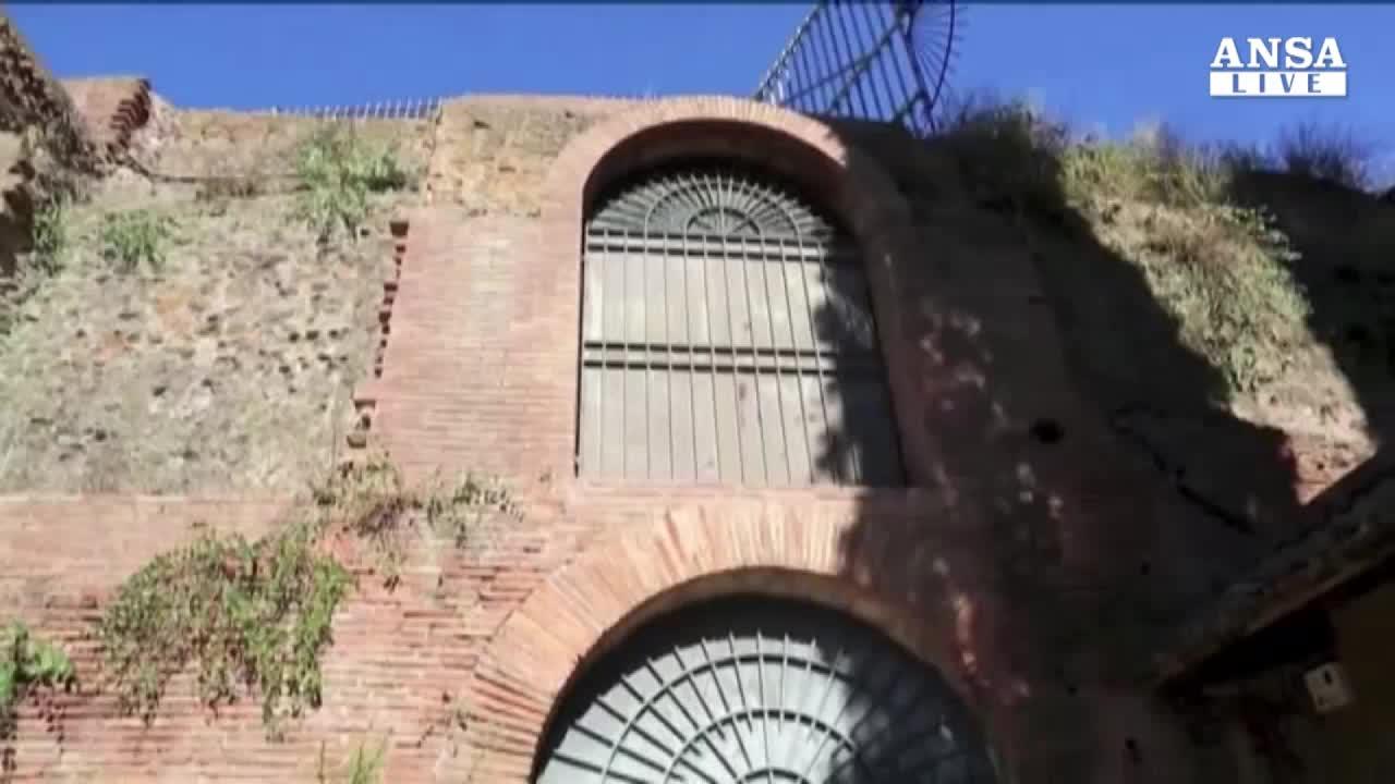 Domus Aurea: meraviglia che Nerone abito' pochi anni