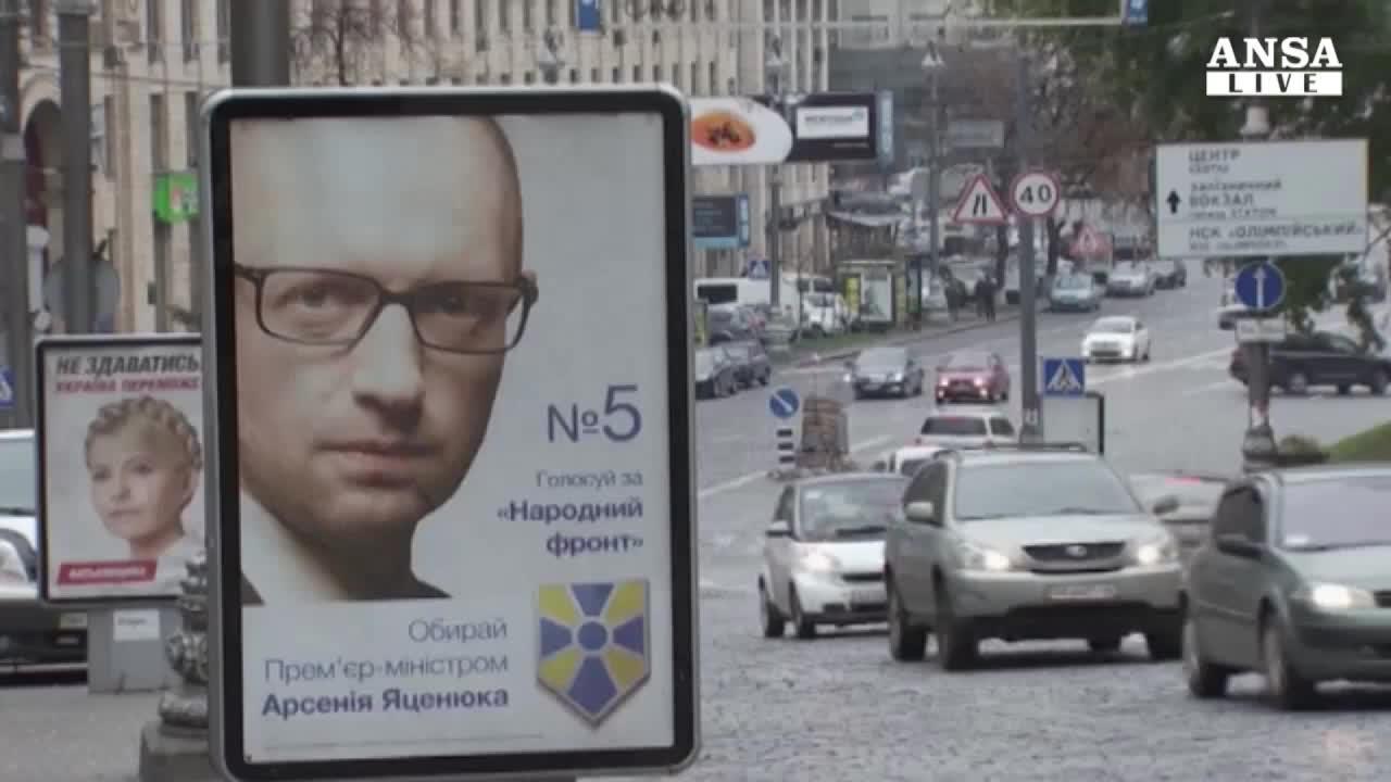 Monito Putin a vigilia voto,l'Ucraina non vuole la pace