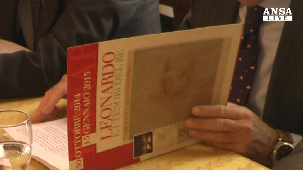 Autoritratto Leonardo nuova 'icona' Torino