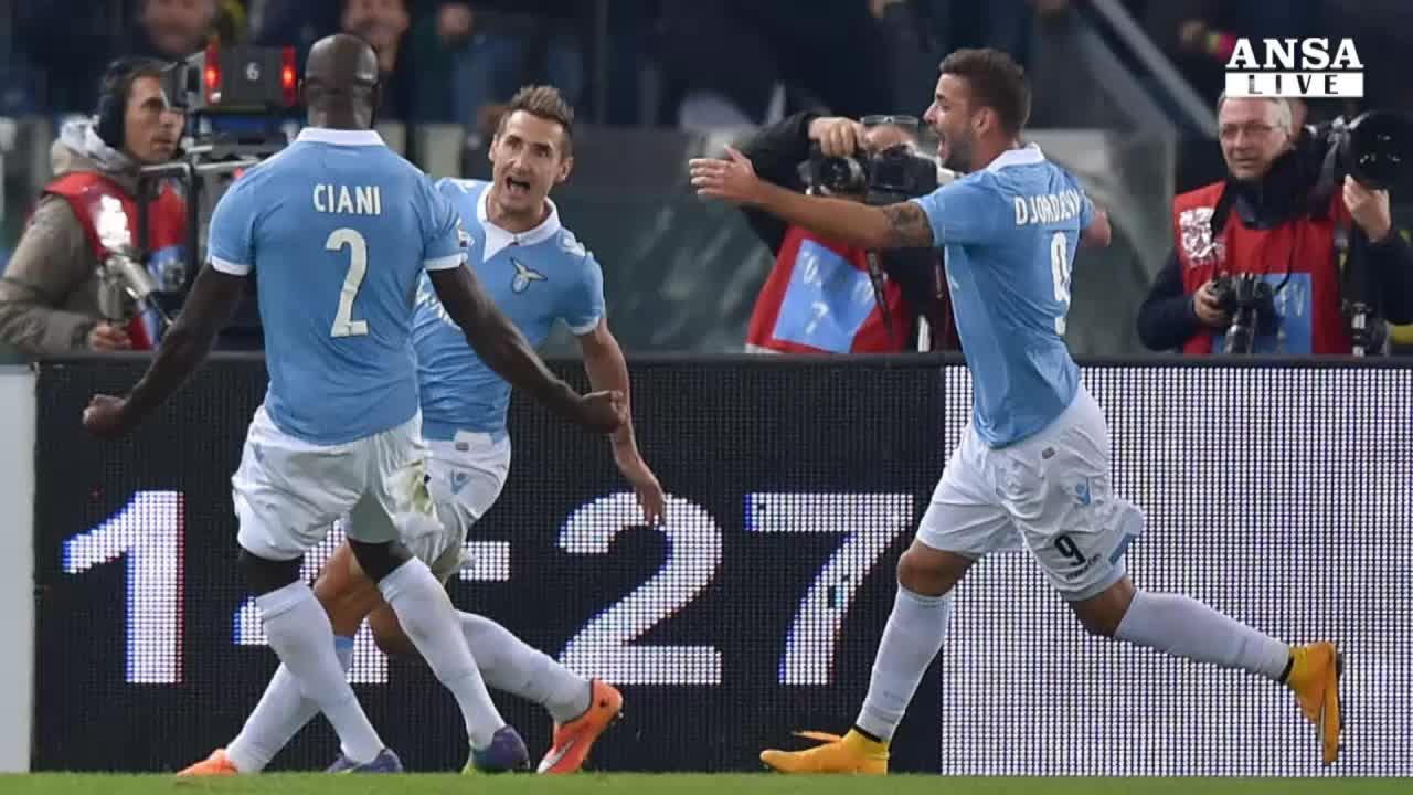 Continua corsa della Lazio al Bentegodi