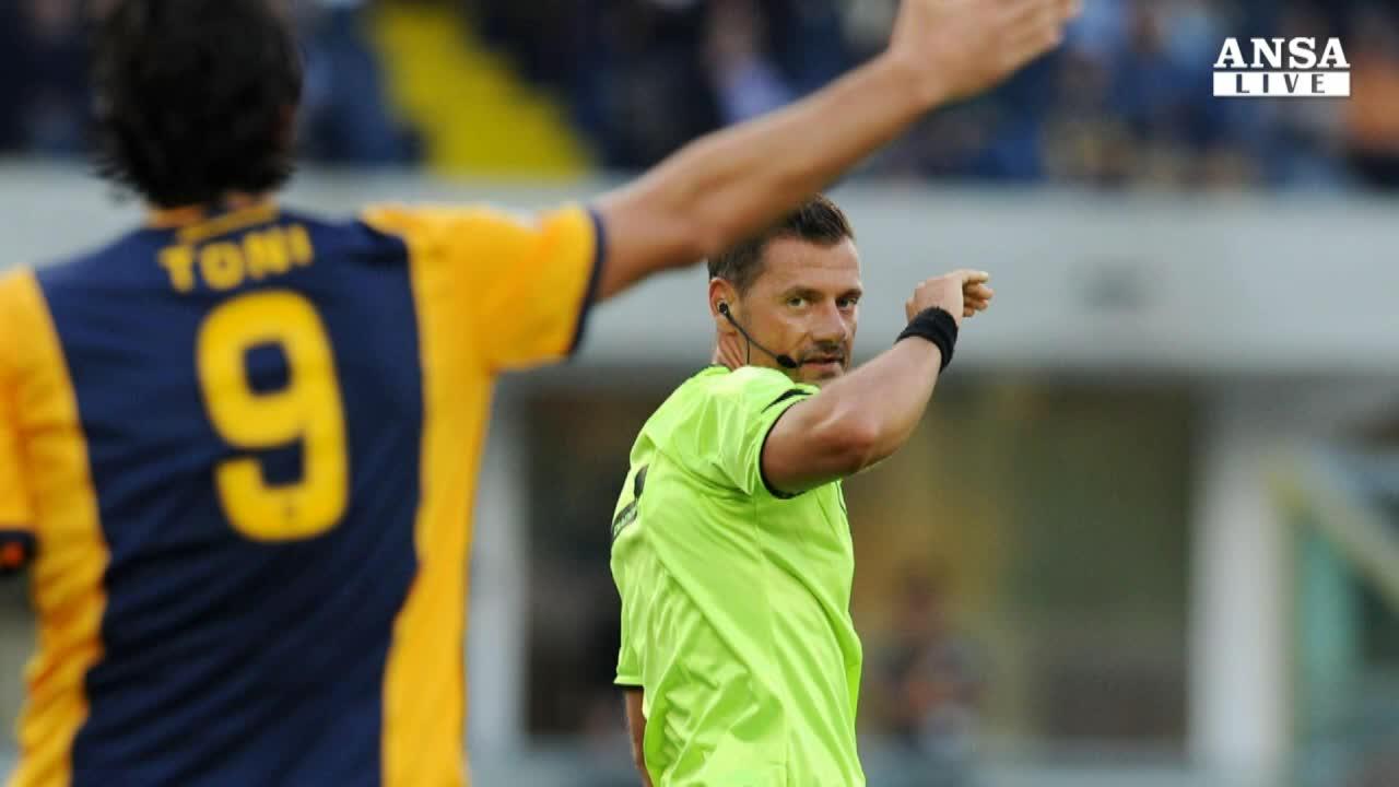 Juventus ko al 94', la Roma la aggancia