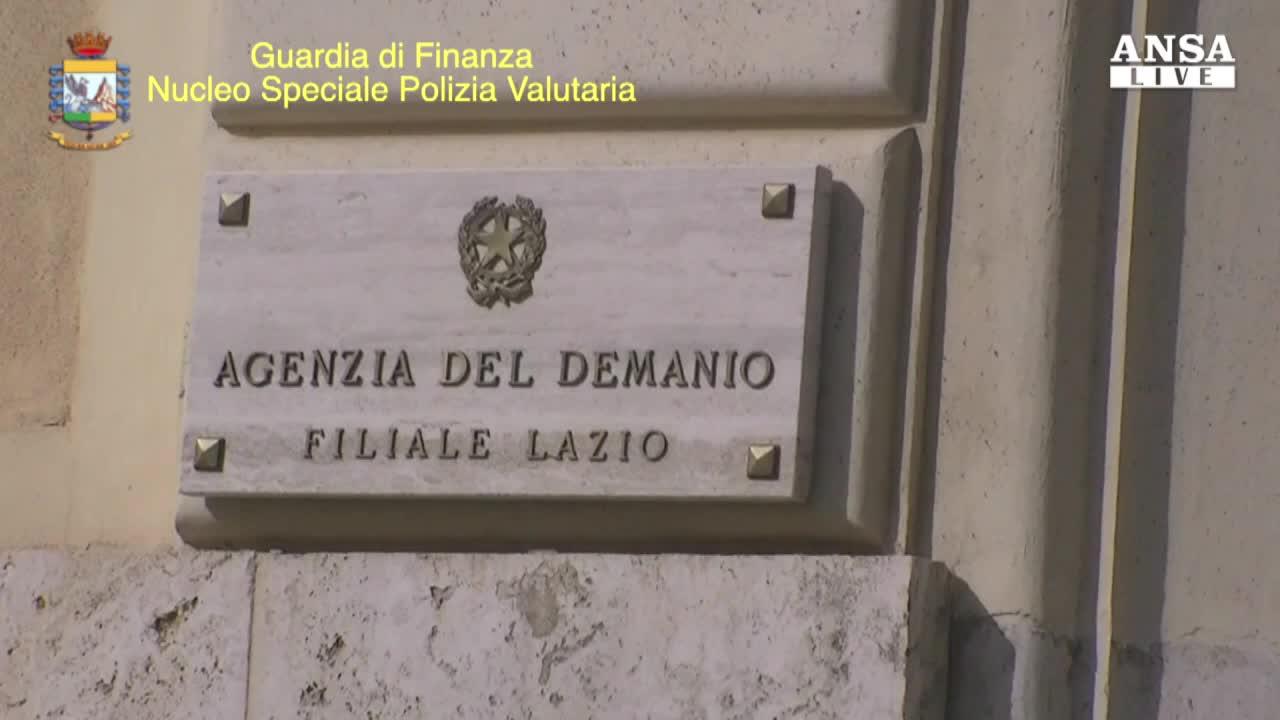 Arrestato il direttore del Demanio del Lazio