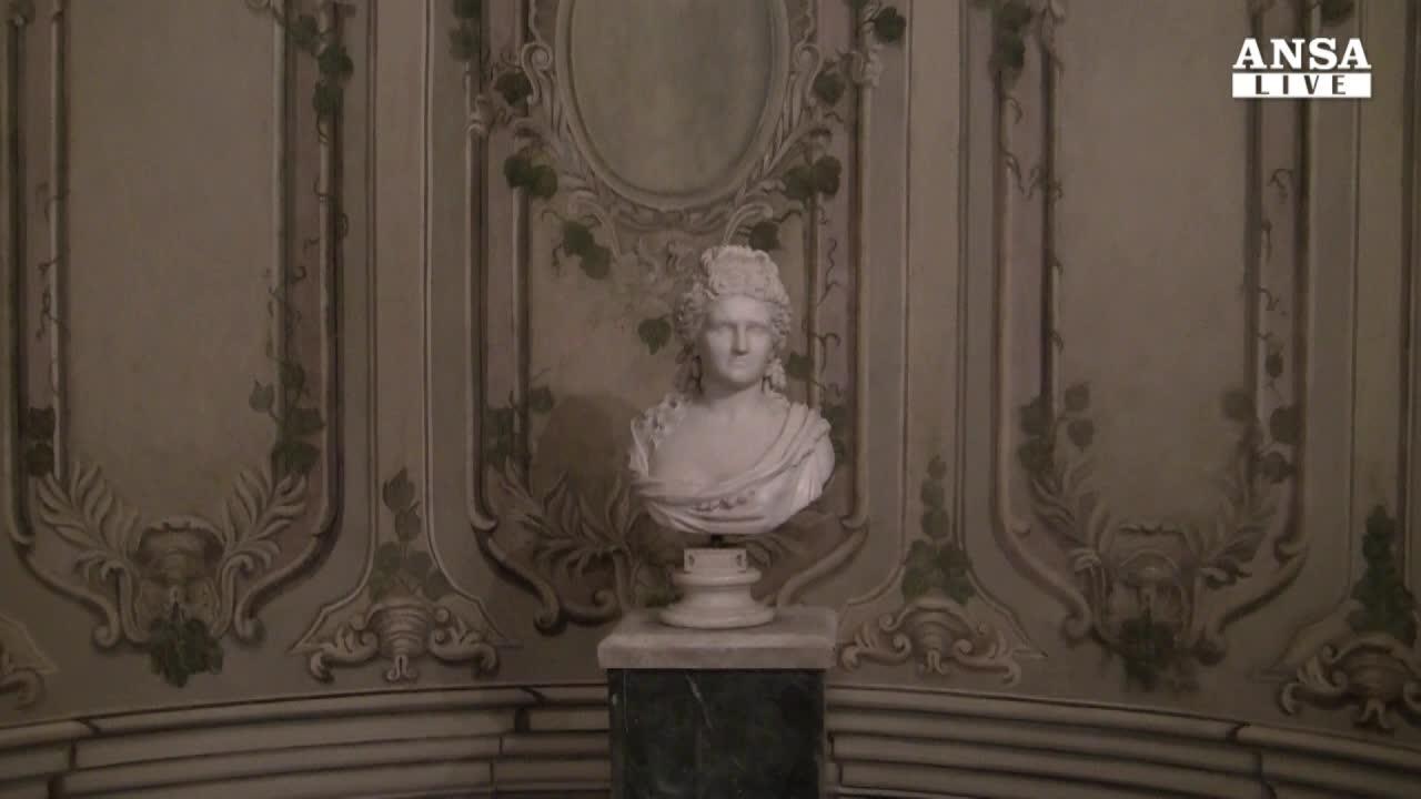 Riaprono le stanze della principessa Costanza