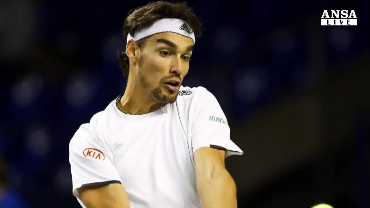 Tennis: Atp, Fognini resta ventesimo