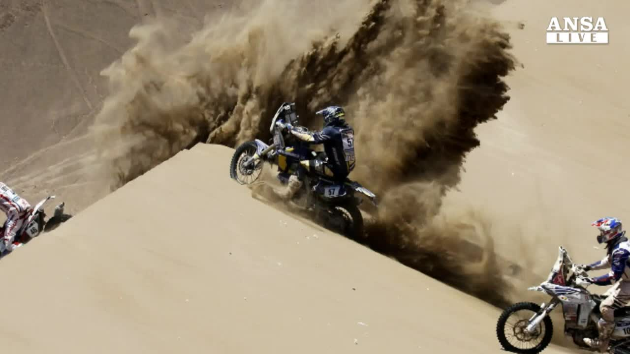 Dakar 2015 in Argentina, Cile e Bolivia