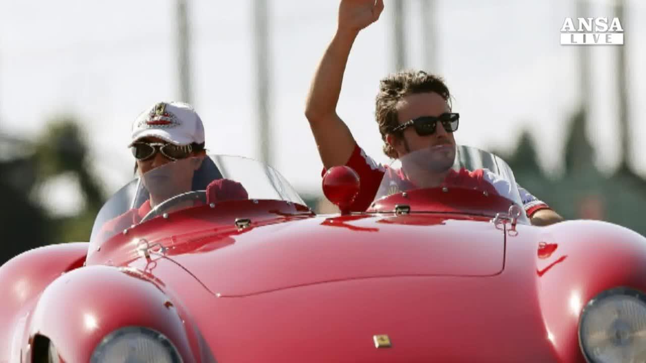 Ferrari, Alonso fa posto a Vettel