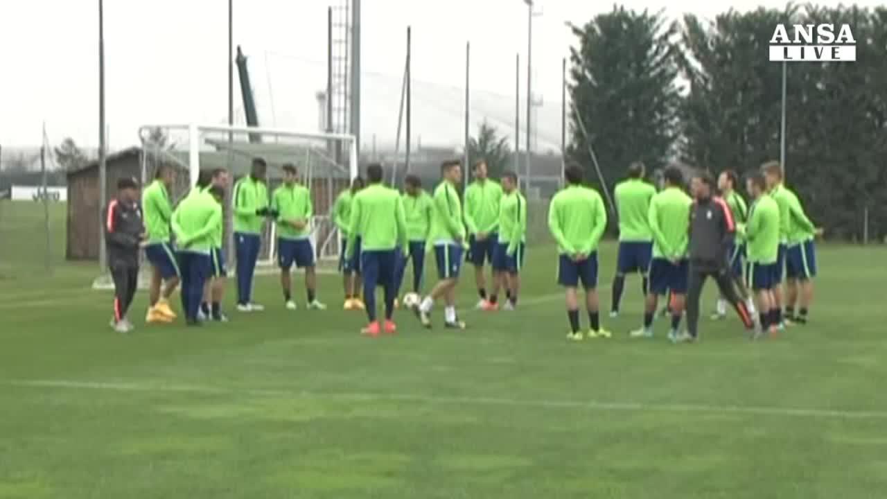 Juventus, Allegri punta la Lazio