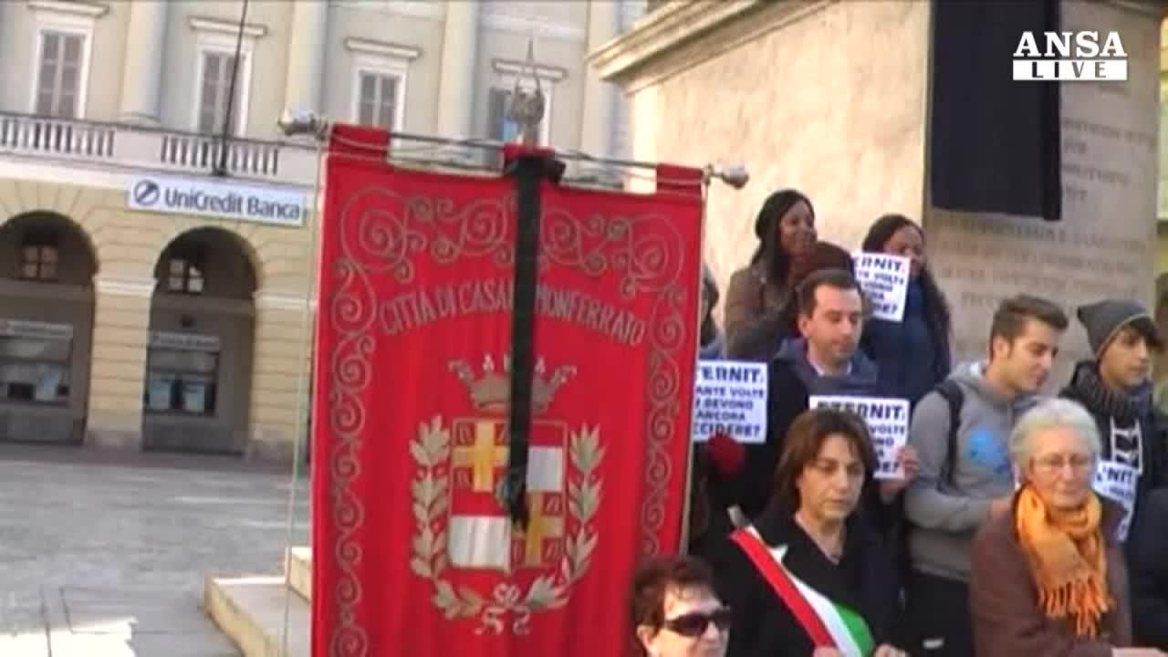 Eternit, familiari vittime incontreranno Renzi