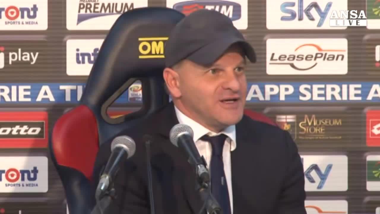 Genoa-Palermo, ne' vincitori ne' vinti