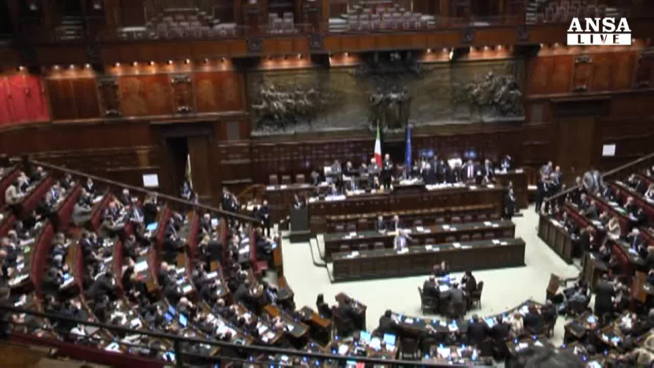 Jobs act: ok dalla Camera,testo a Senato