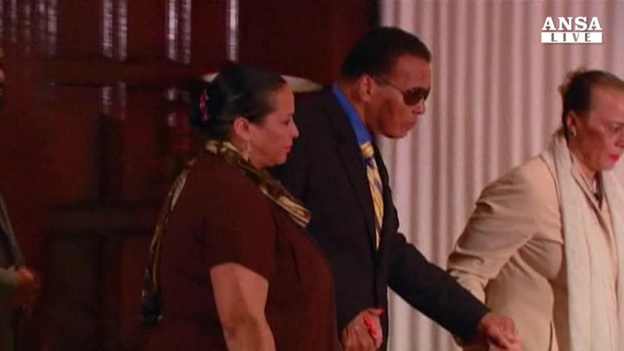 Le figlie di Muhammad Ali', nostro padre sta bene