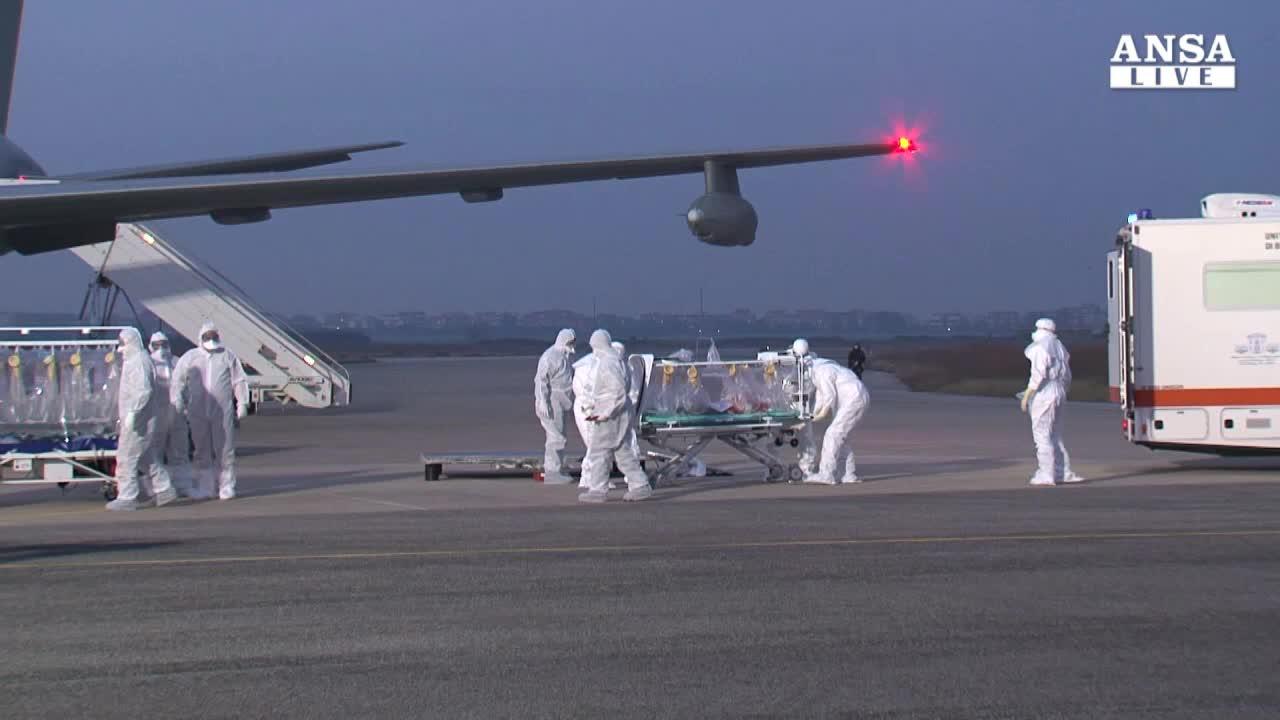 Ebola, paziente Emergency e' stabile