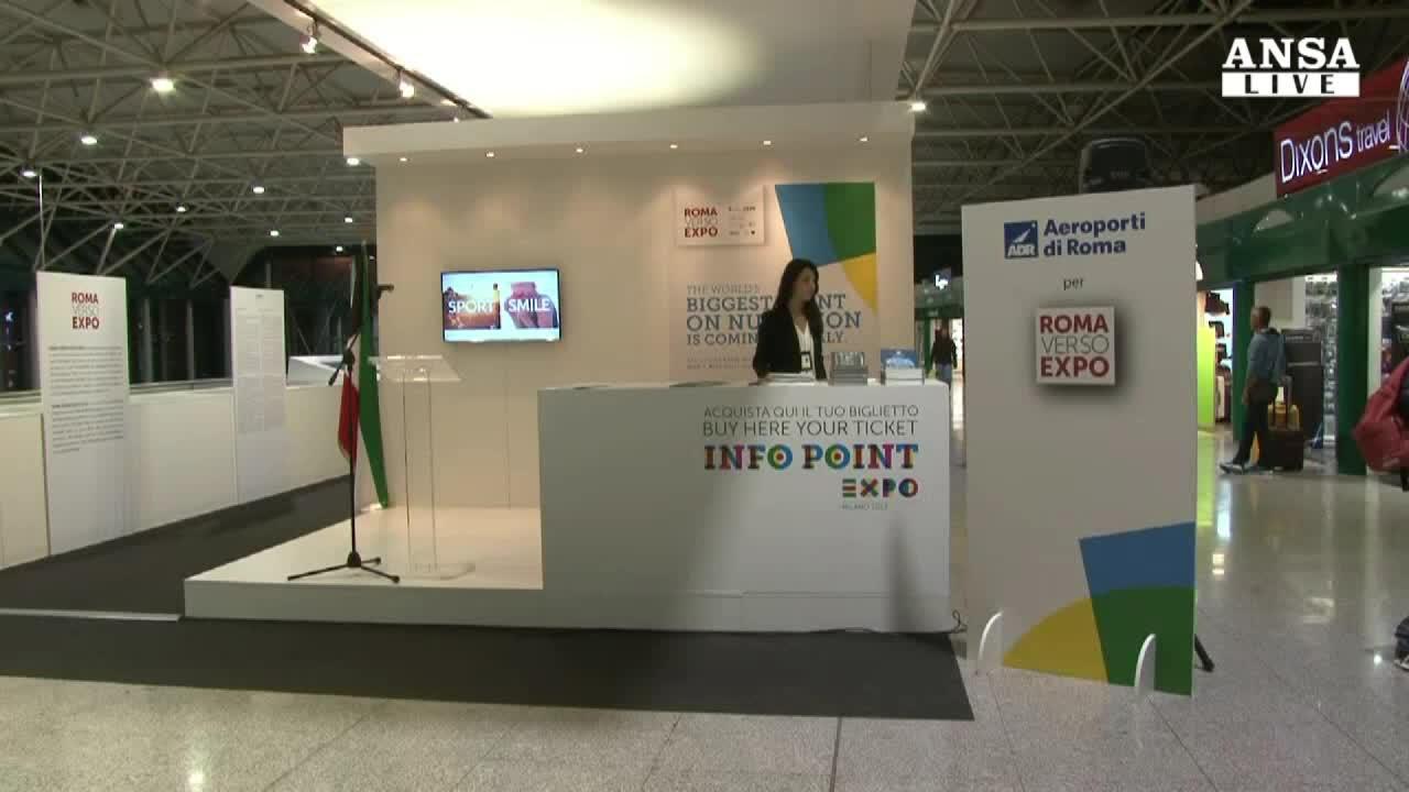 I tesori del Kuwait in mostra in aeroporto a Roma