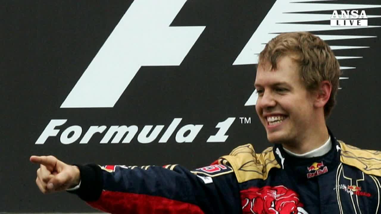 Vettel, la Ferrari e' un mito