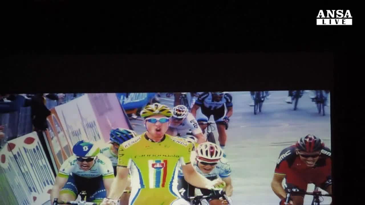 La Tirreno-Adriatico con Nibali