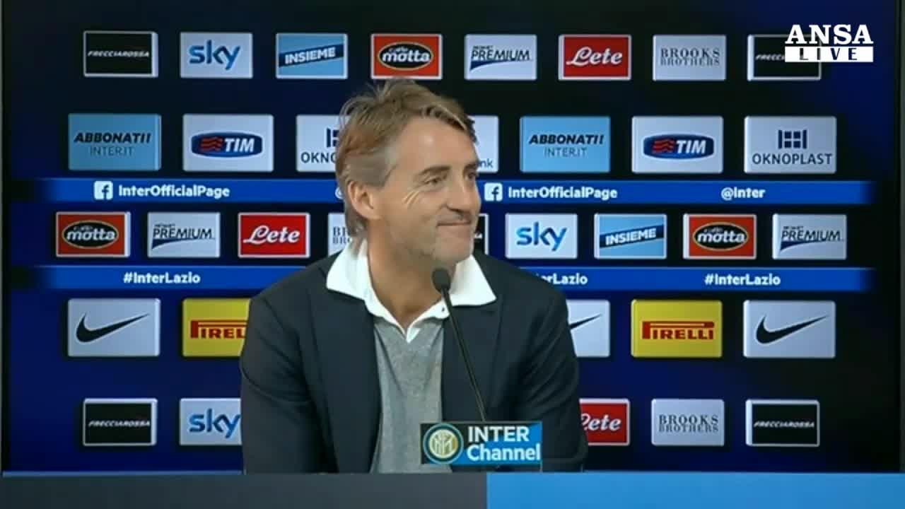 """Mancini: """"Voglio un'Inter cinica"""""""