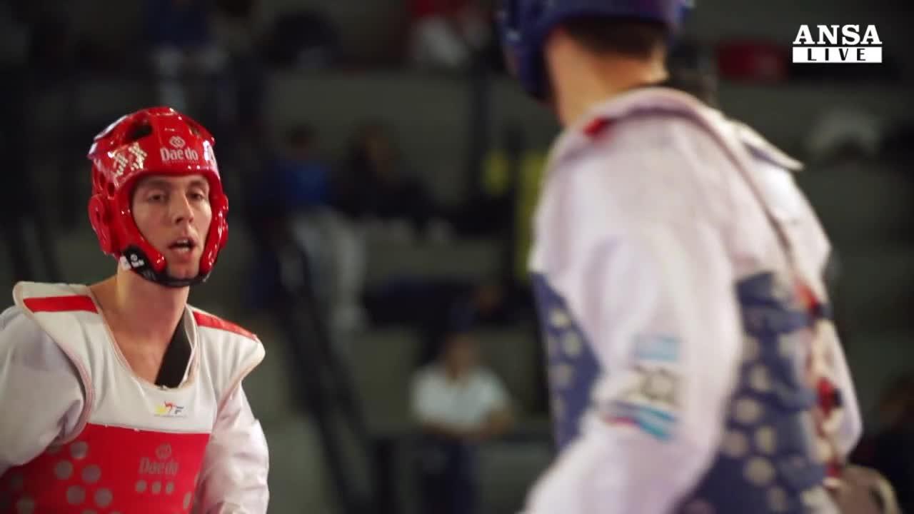 Taekwondo: Campionati italiani; Basile su tutti nei massimi