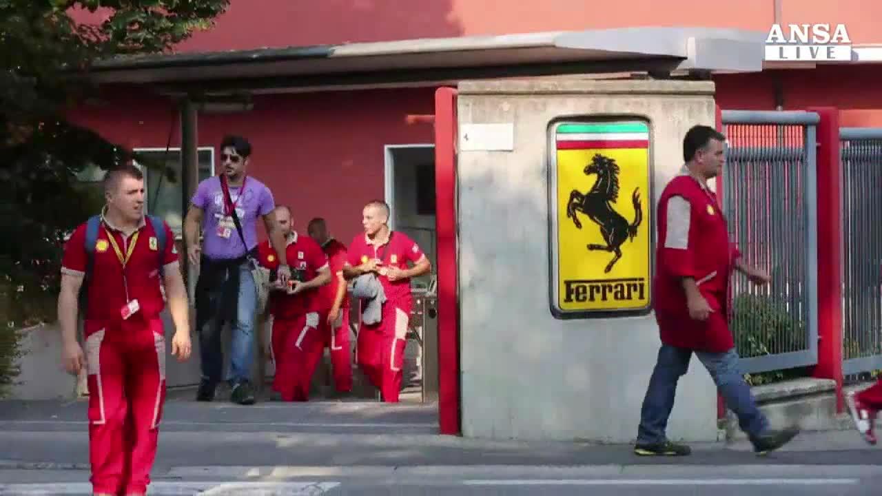 Marchionne: per Ferrari 2014 disastroso