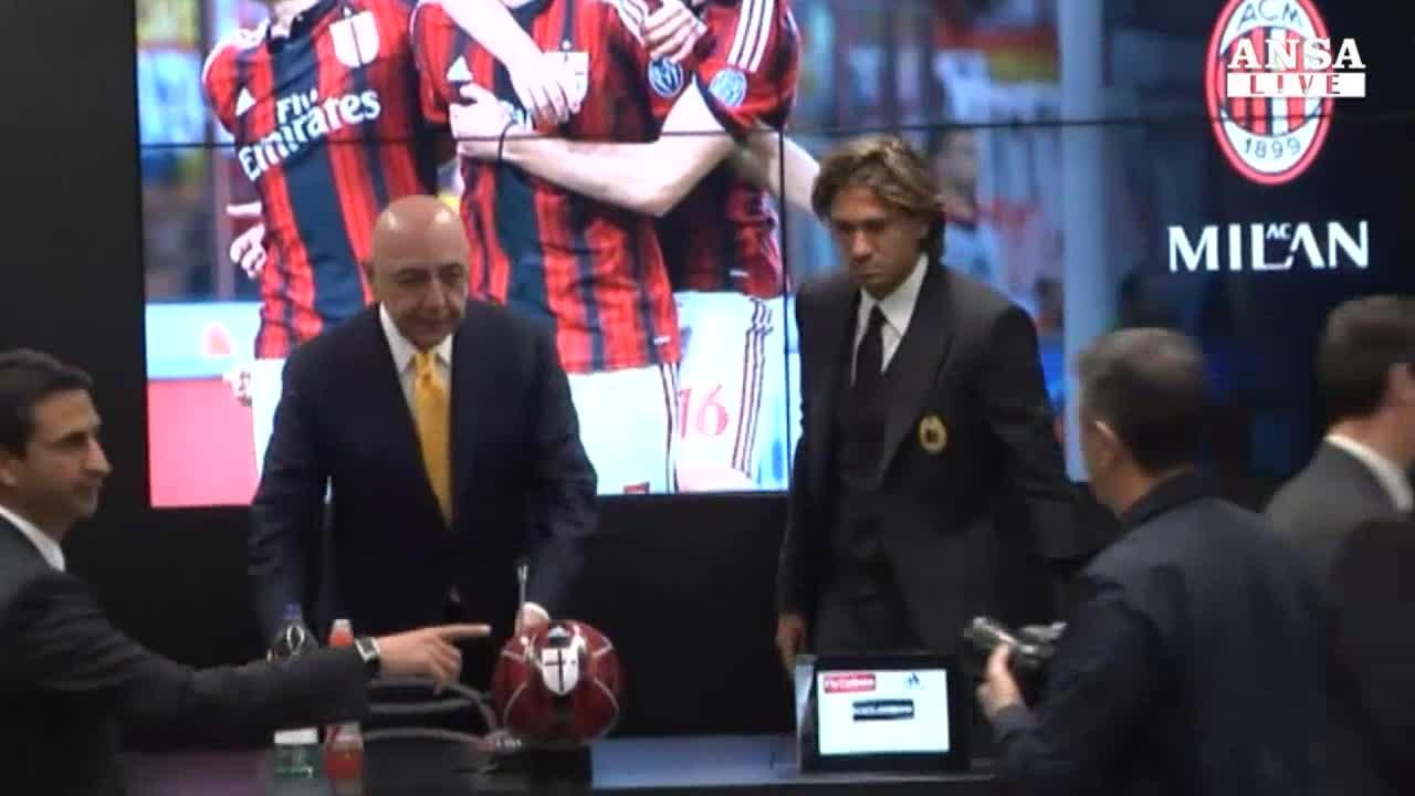 Il Milan prova a ricompattarsi