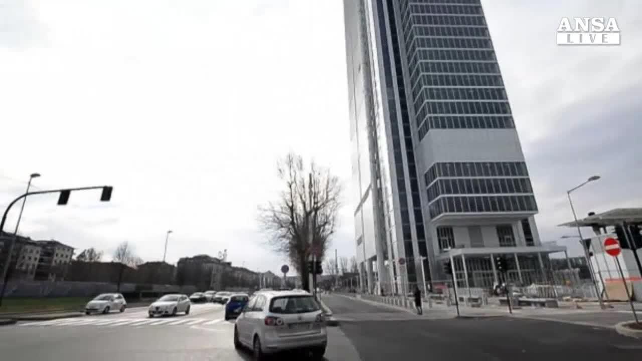 Torino, la torre di Piano prende vita